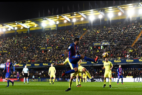 Villarreal Luis Suarez Barcellona