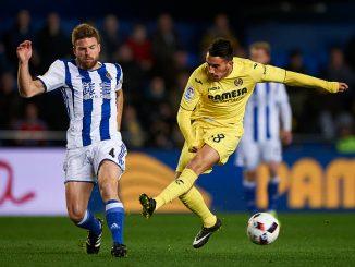 Villarreal Real Sociedad Sansone