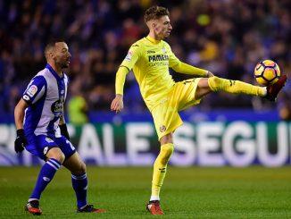 Castillejo Villarreal Deportivo