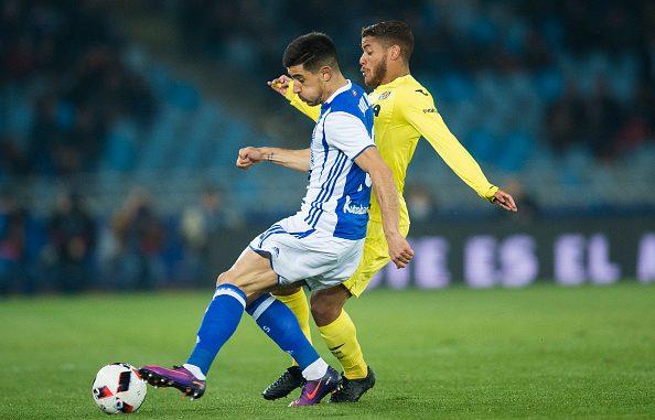 Real Sociedad Villarreal Yuri Berchiche Jonathan dos Santos