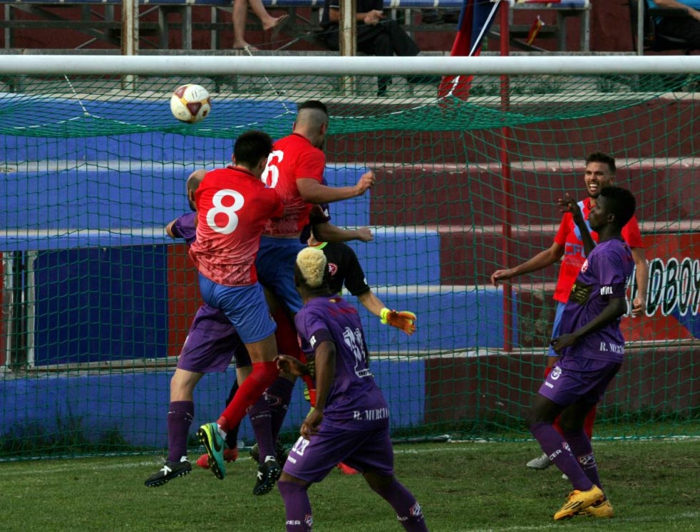 Categoria Preferente: Murcia City-Mazarron 2-2 - TuttoCalcioEstero