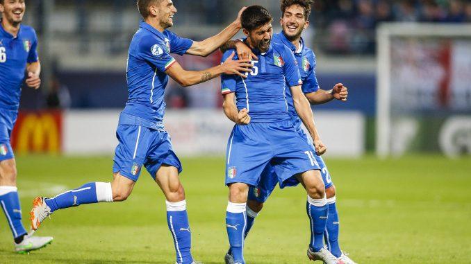 Italia Under 21-Spagna Under 21: probabili formazioni e pronostico