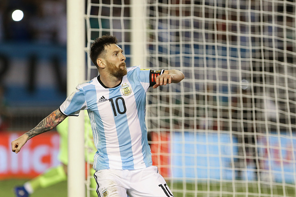 Argentina v Chile – FIFA 2018 World Cup Qualifiers