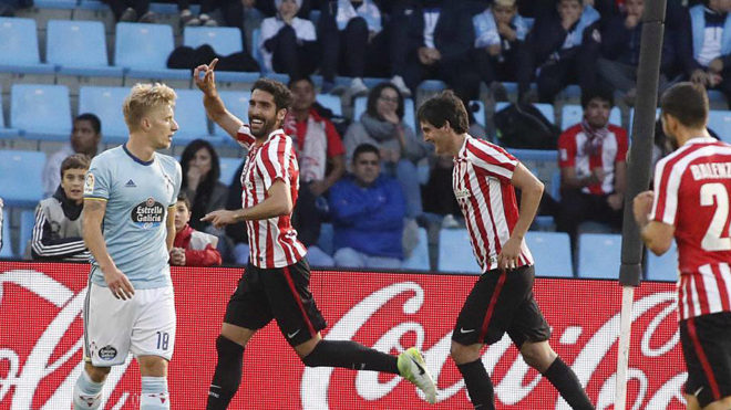 Celta-Athletic-Raul-Garcia