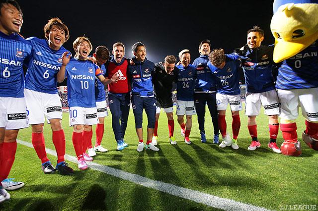 Levain Cup F. Marinos