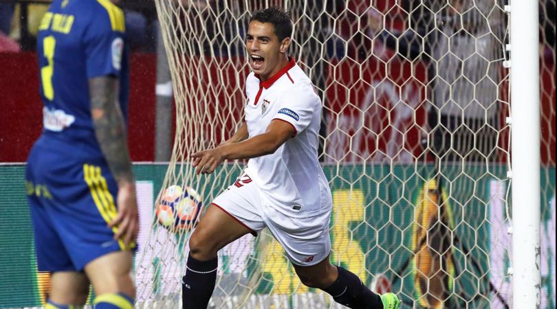 Sevilla-Celta-Ben-Yedder-Gol