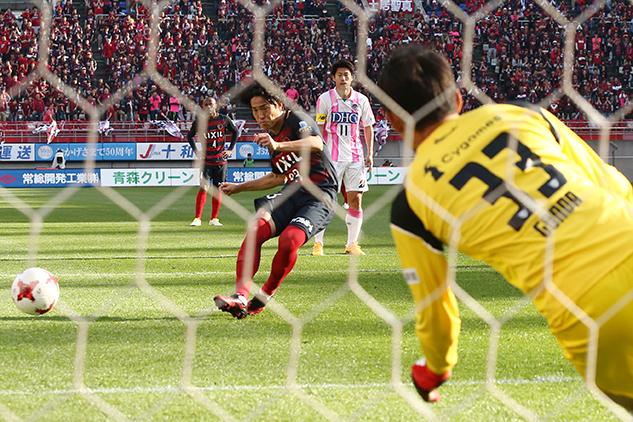 Kashima Antlers vs Sagan Tosu