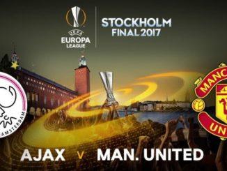 ajax manchester united europa league