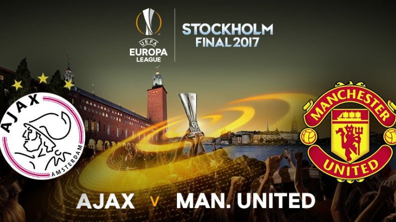 ajax manchester united europa league