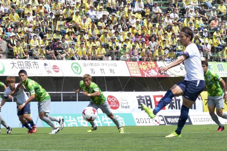 Noriaki Fujimoto Kagoshima United