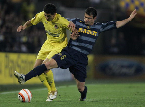Riquelme Villarreal Stankovic Inter