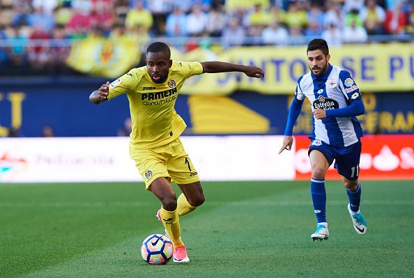Villarreal Bakambu