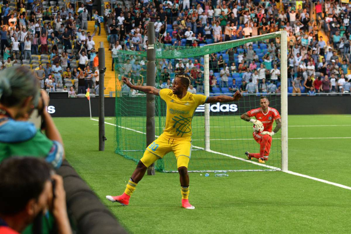 Astana-Legia-Varsavia-Champions-League