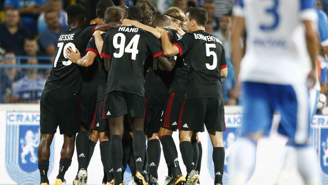 Craiova-Milan-Europa-League