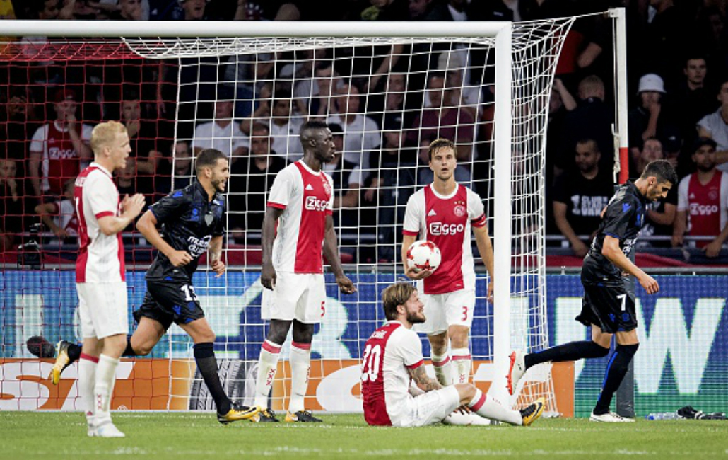 Ajax-Nice-Champions-League