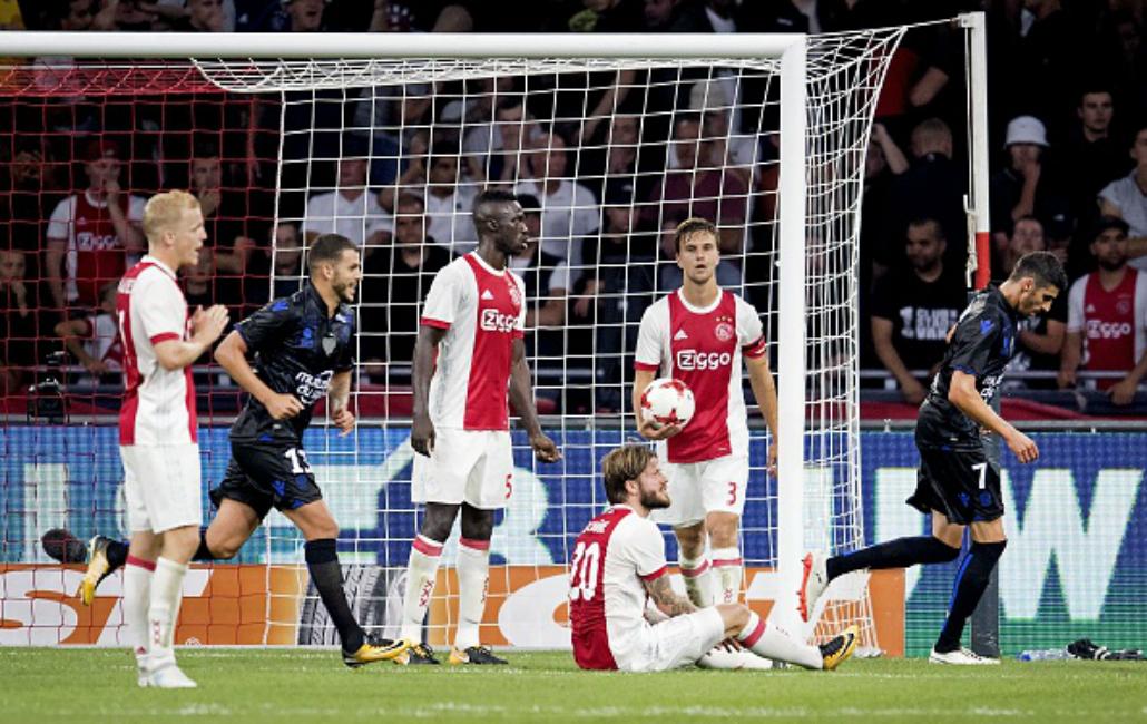 Ajax-Nice-Champions-League