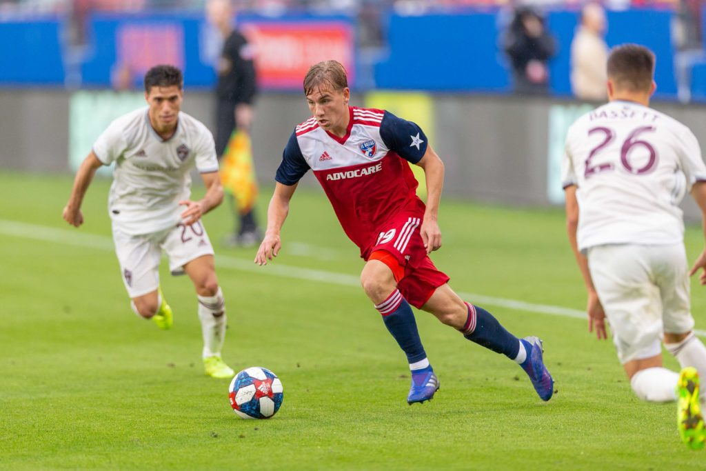 MLS: Colorado Rapids at FC Dallas